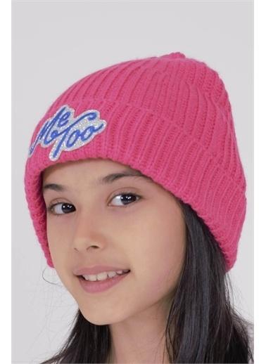 Silversun Kids Baskılı Şapka Kız Çocuk Bs 315238 Fuşya